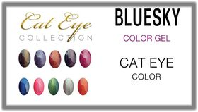 Гел лак BLUESKY CAT EYE